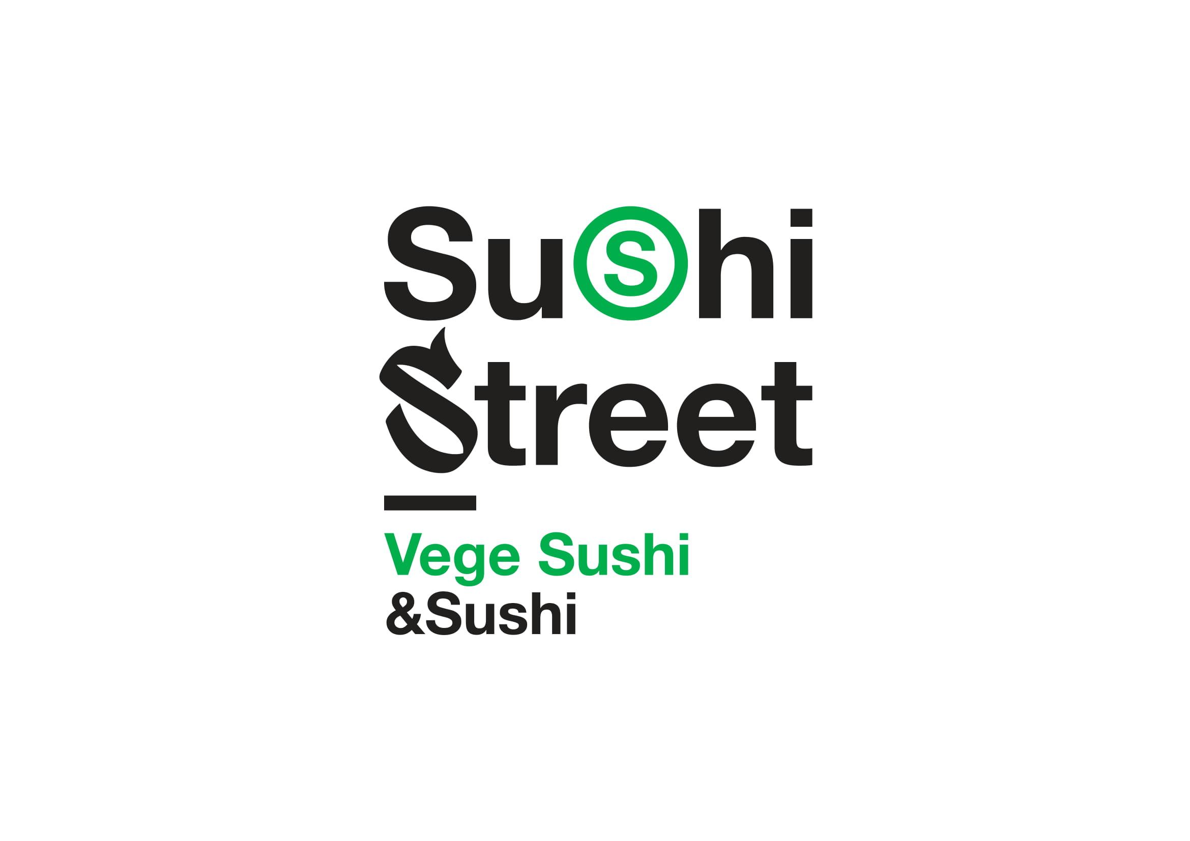 Logo Sushi Street Na Białe Tło 1